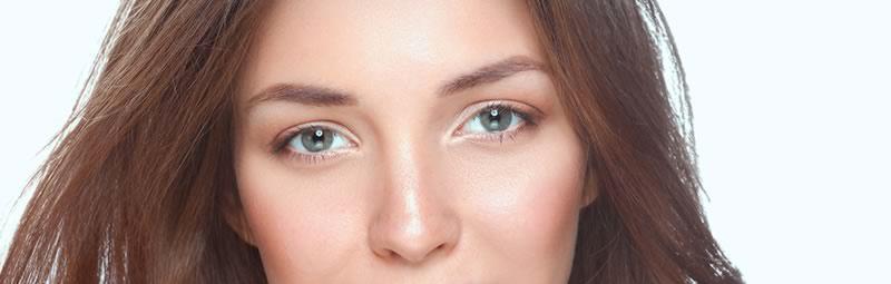 Trattamento delle occhiaie del viso
